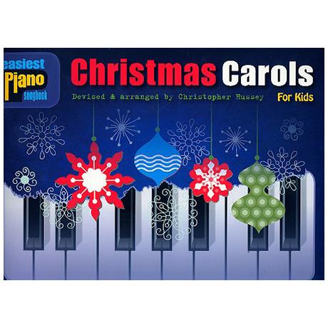 Easiest Piano Songbook: Christmas Carols for Kids