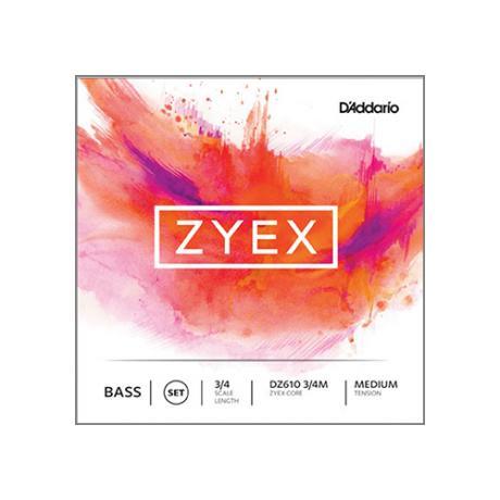 D'ADDARIO Zyex Basssaite A