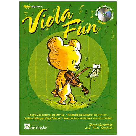 Viola Fun (+CD)