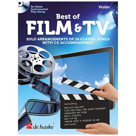 Burwell, C.: Best of Film & TV (+CD)