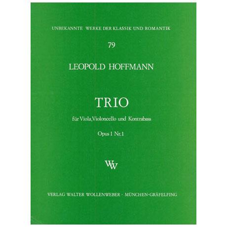 Hoffmann, L.: Trio Op. 1/1