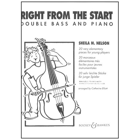 Nelson, S.M.: Right from the start BH1300046