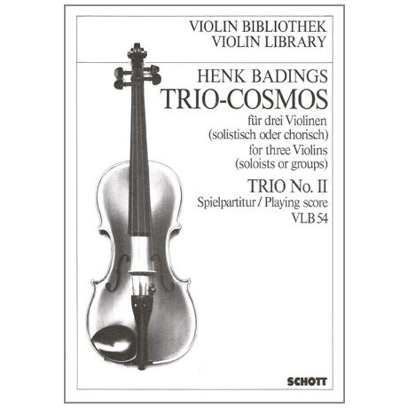 Badings, H.H.: Trio-Cosmos Nr.2