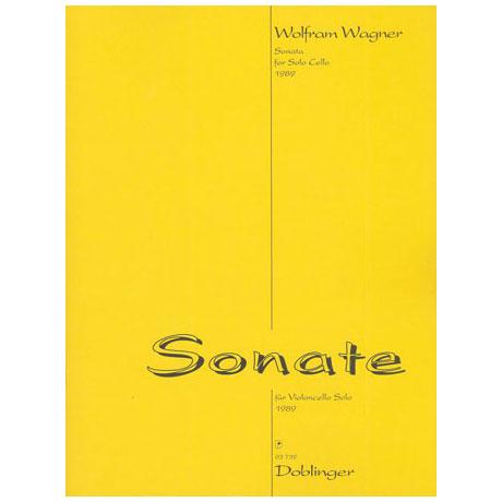 Wagner, W.: Violoncellosonate