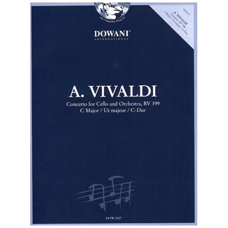 Vivaldi, A.: Konzert C-Dur RV 399