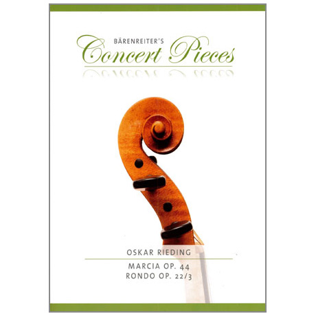 Rieding, O.: Rondo Op. 22/3 & Marcia Op. 44