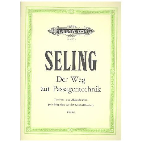 Seling, H.: Der Weg zur Passagentechnik