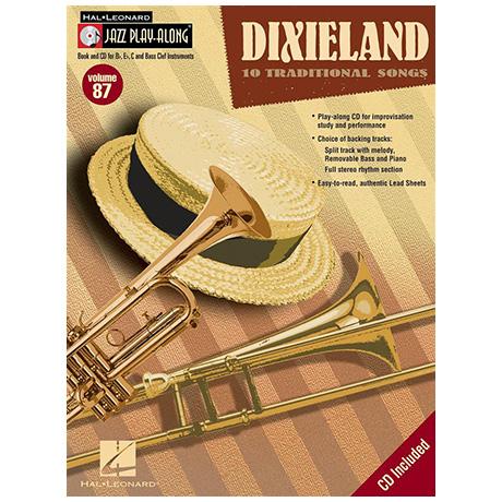 Dixieland (+CD)