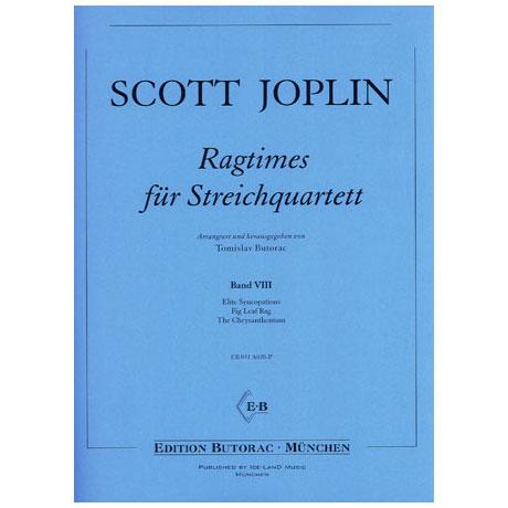 Joplin, S.: Ragtimes - Band 8