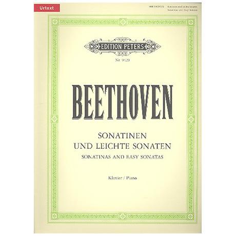 Beethoven, L. v.: Sonatinen und leichte Sonaten