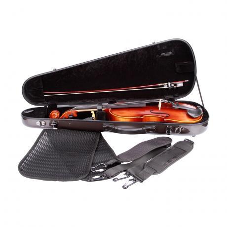 PACATO Classic Fiber shaped viola case