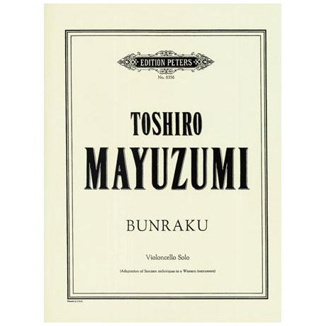 Mayuzumi, T.: Bunraku