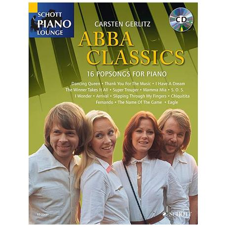 Abba Classics (+CD)