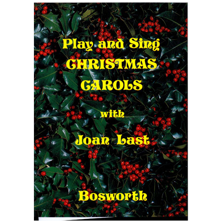 Play and Sing Christmas Carols
