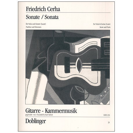 Cerha, F.: Violasonate (1951)