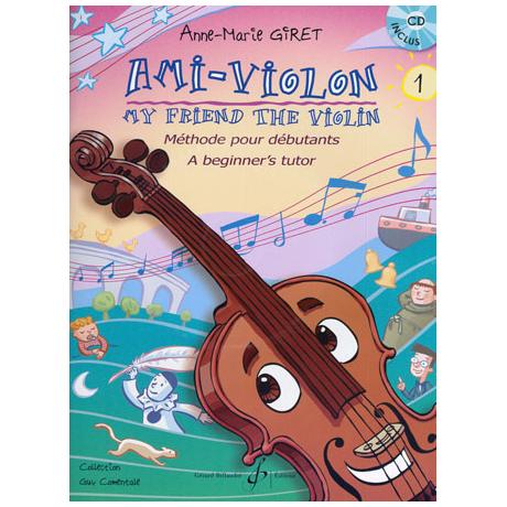 Ami Violon Vol. 1 (+CD)