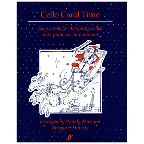 Cello Carol Time