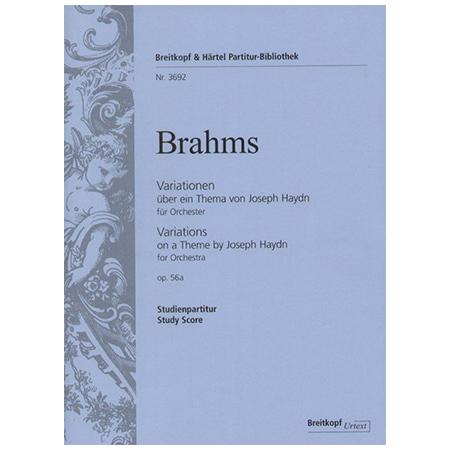 Brahms, J.: Klavierkonzert Nr. 1 d-Moll Op. 15