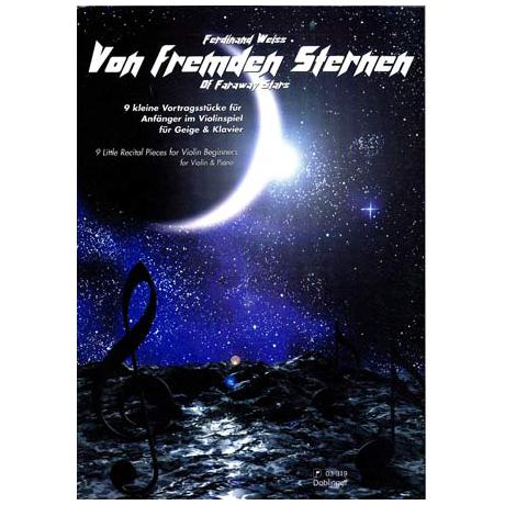 Weiss, F.: Von fremden Sternen