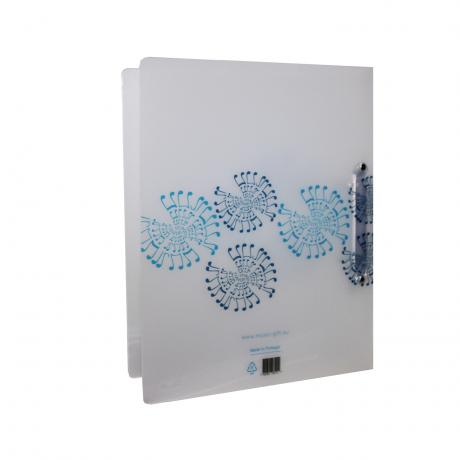 Notenordner Dandelion blau