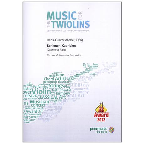 The Twiolins: Allers, H-G.: Schienen-Kapriolen