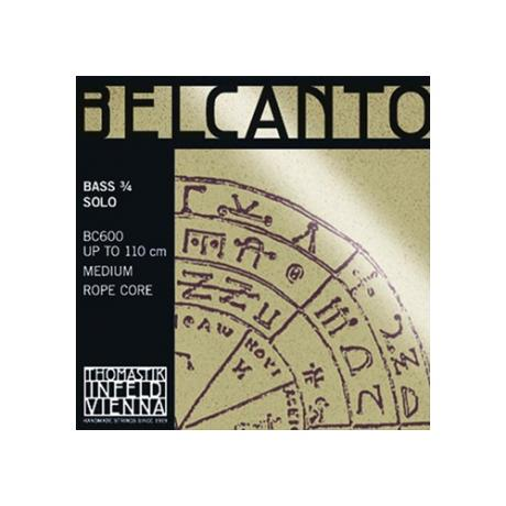 THOMASTIK Belcanto Solo bass string B3