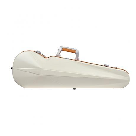 BAM Supreme Ice Contoured Violin Case