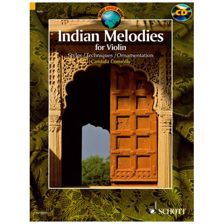 Schott World Music: Indische Melodien (+CD)
