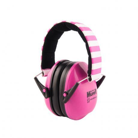 ALPINE Muffy Kids Hörschutz rosa