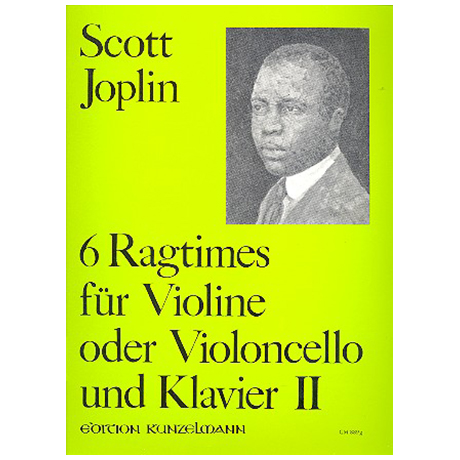 Joplin, S.: 6 Ragtimes Band 2