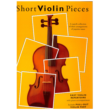 Short Violin Pieces – Easy Violin Repertoire