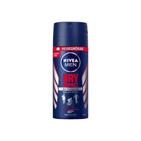 NIVEA MEN Deo Spray Antitranspirant Dry Impact, 100 ml