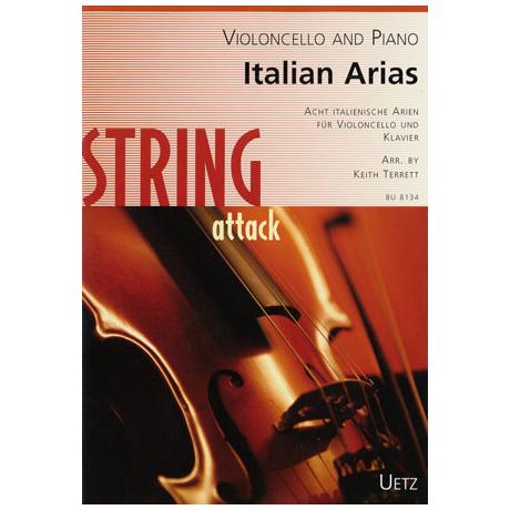 Terrett, K.: Italian Arias