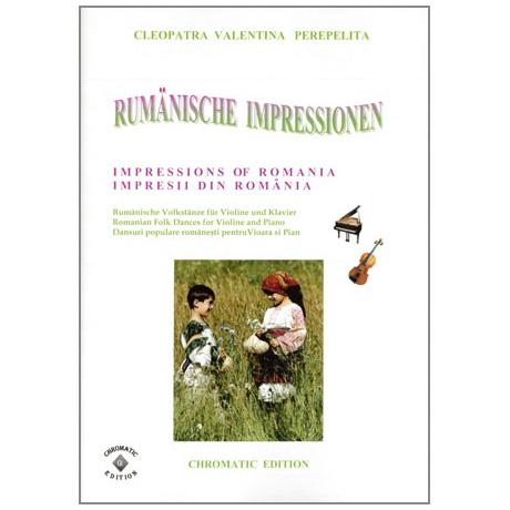 Perepelita, C. V.: Rumänische Impressionen