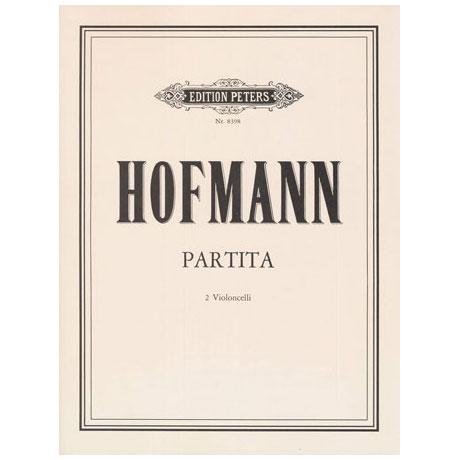 Hofmann, W.: Partita