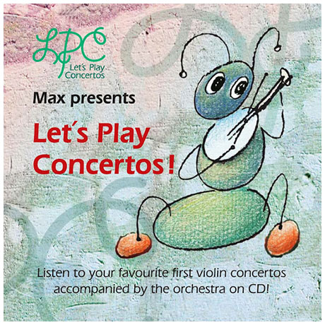 Let's play Concertos – CD
