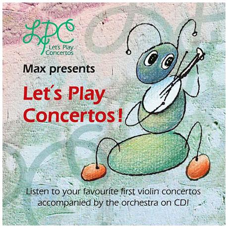Let's play Concertos - CD