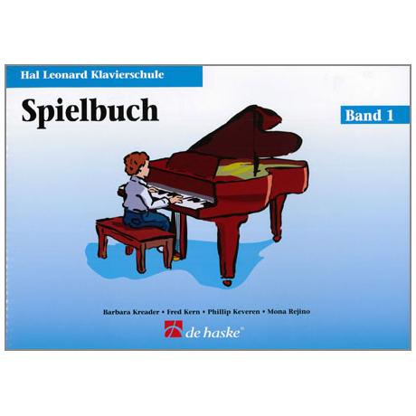 Kreader, B: Hal Leonard Klavierschule Band 1