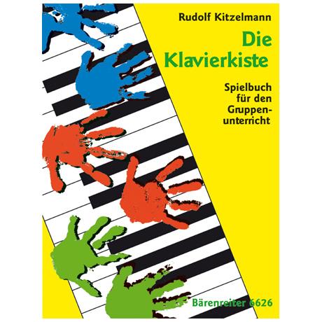Kitzelmann, R.: Die Klavierkiste Band 1