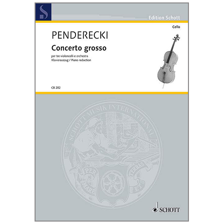 Penderecki, K.: Concerto grosso