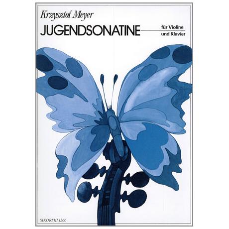 Meyer, K.: Jugendsonatinen Op.55a