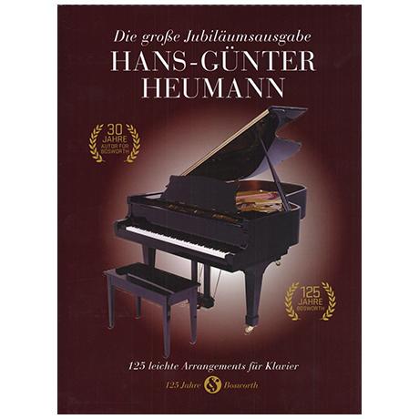 Die große Juliäumsausgabe: Hans-Günther Heumann