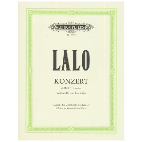 Lalo, E.: Cellokonzert d-moll