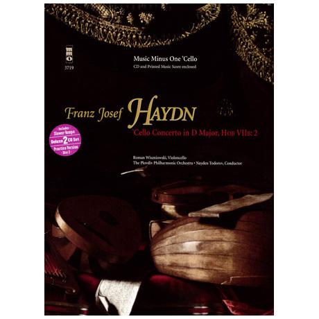 Haydn: Cellokonzert D-Dur Hob VIIB:2 (+2CDs)