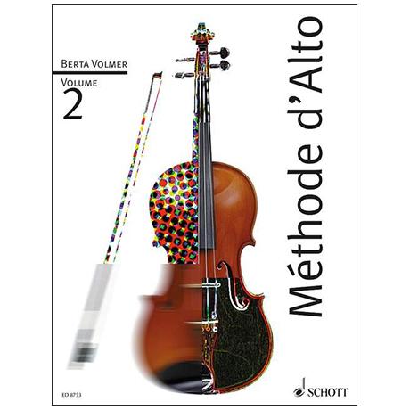 Volmer, B.: Méthode d'Alto Volume 2
