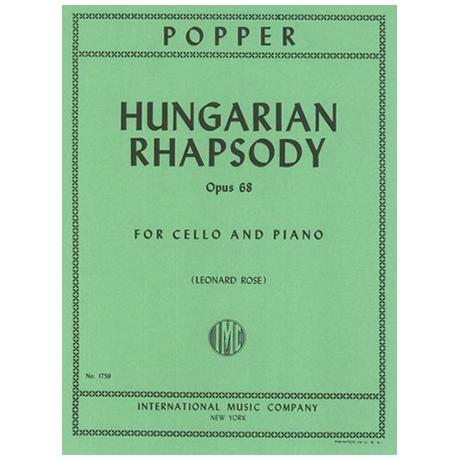 Popper, D.: Hungarian Rhapsody Op. 68