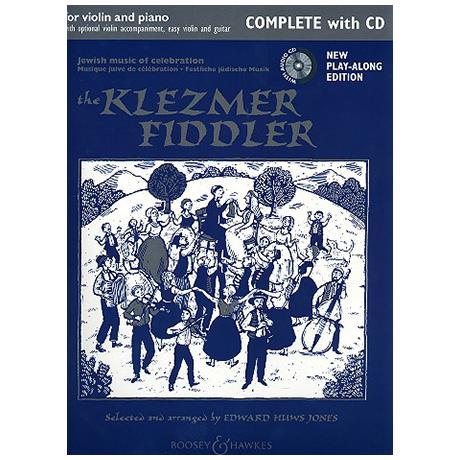 The Klezmer Fiddler Complete (+CD)