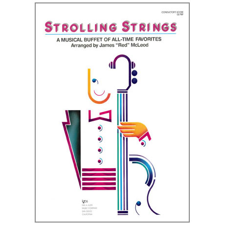 Strolling Strings - A Musical Buffet of All-Time Favorites
