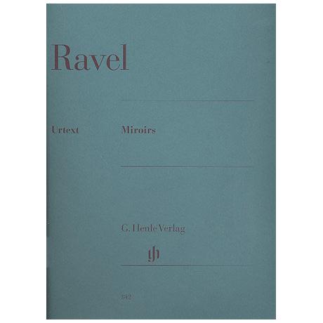 Ravel, M.: Miroirs