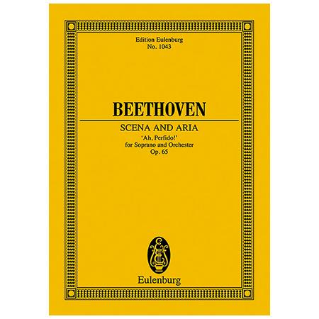 Beethoven, L. v.: Ah, perfido! Op. 65